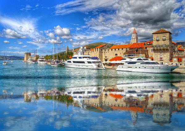 Get away from the masses on our private self guided Bike and Sail Tour of Croatia