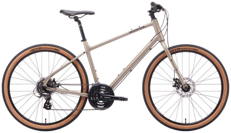 Kona Dew Hybrid - Quebec Bike Tour