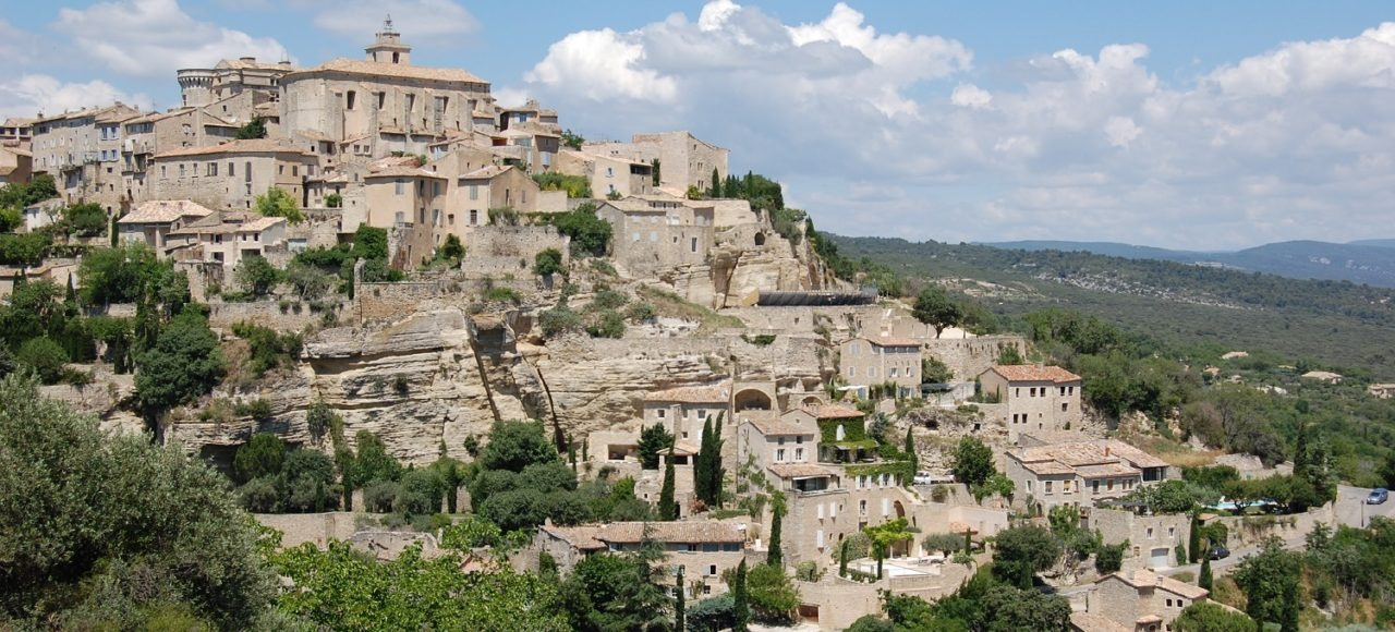 Provence lavender bike tour