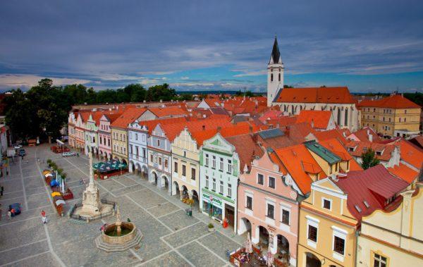 Czech Republic - Hiking Vienna to Prague