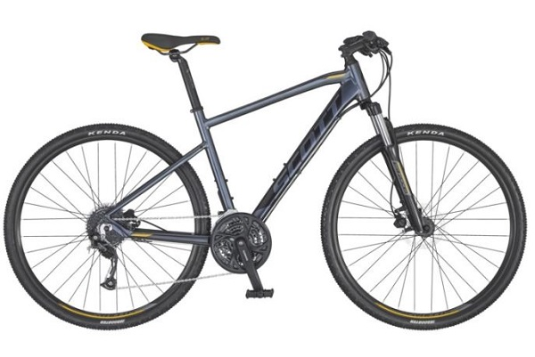Norway hybrid bike rental