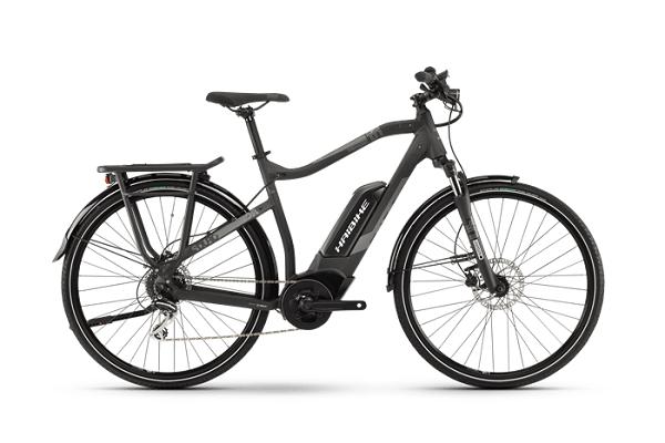 Haibike Sduro Trekking Bike Rental Ebike
