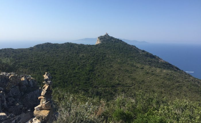 Explore the lesser known hilltop villages of Tuscany, on this self guided hiking tour that reaches the Thyrrenian Sea.
