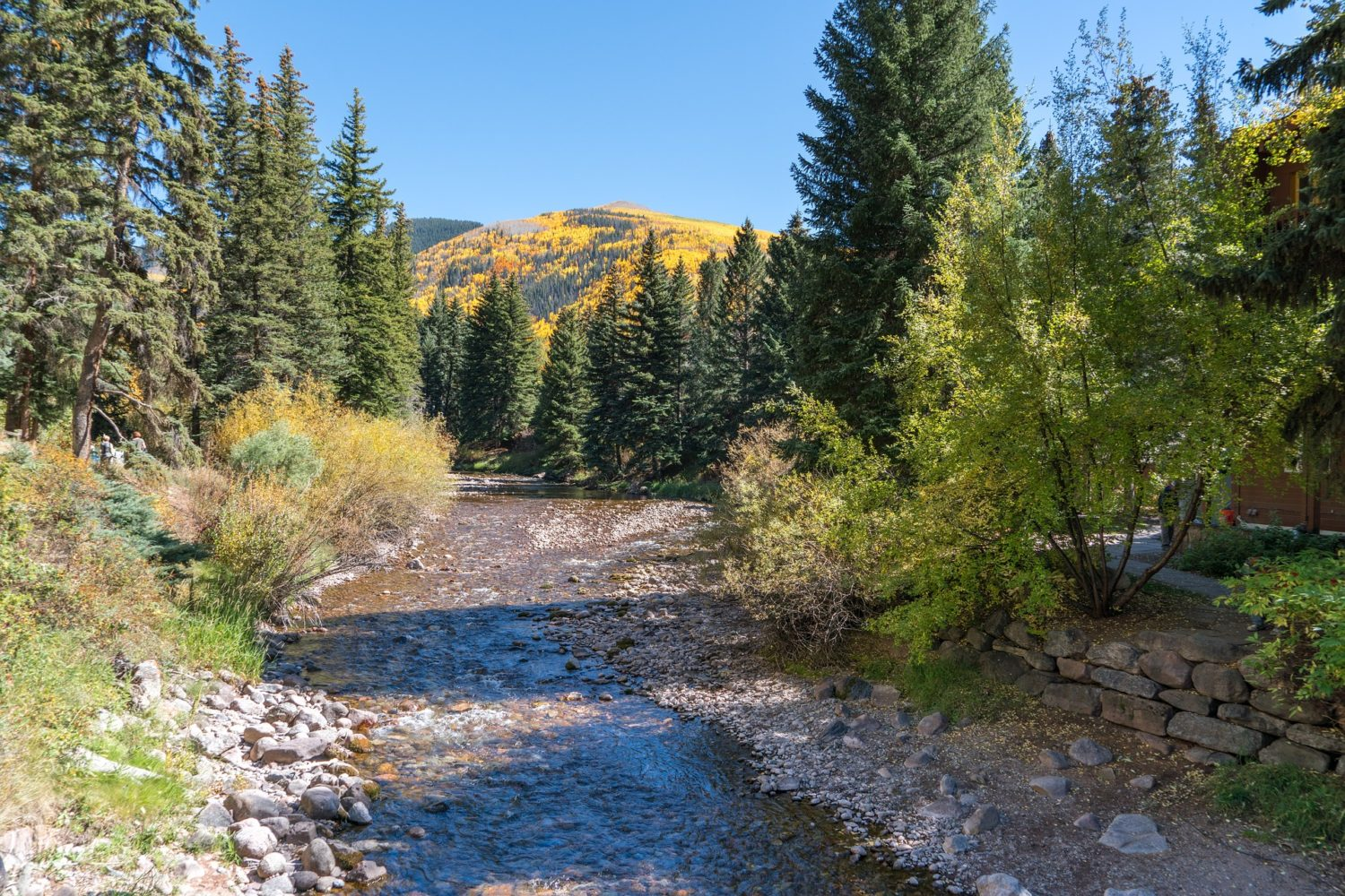 Self guided E-bike tour from Vail to Aspen gives you the best of the Colorado Rocky Mountains
