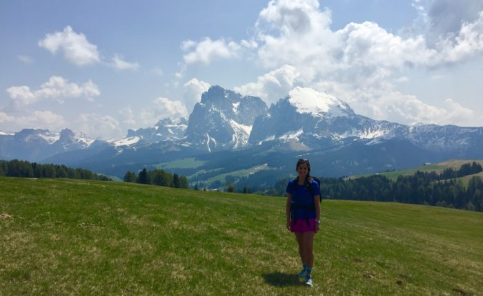 This self guided hiking tour through the Dolomites hits the best of South Tyrol with hiking, food and wine