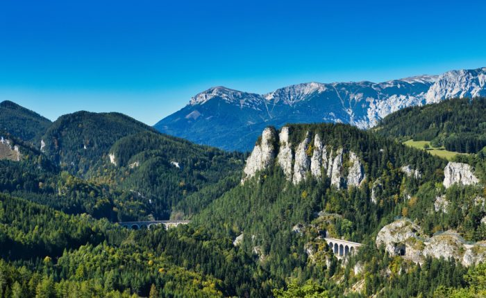 Semmering offers outstanding views!