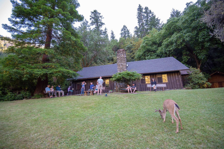 Lodge to Lodge hiking (c)Chad Case
