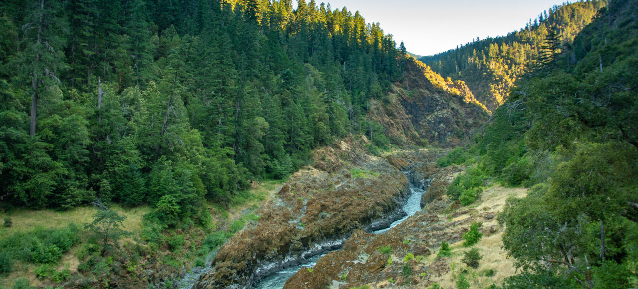 The Rogue River valley is pristine! (c)ChadCase