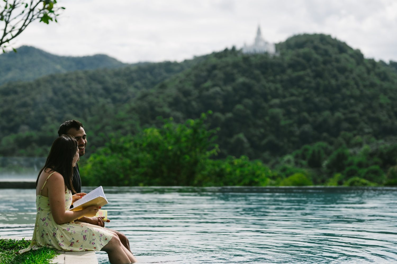 Tailor made honeymoon with Pure Adventures.