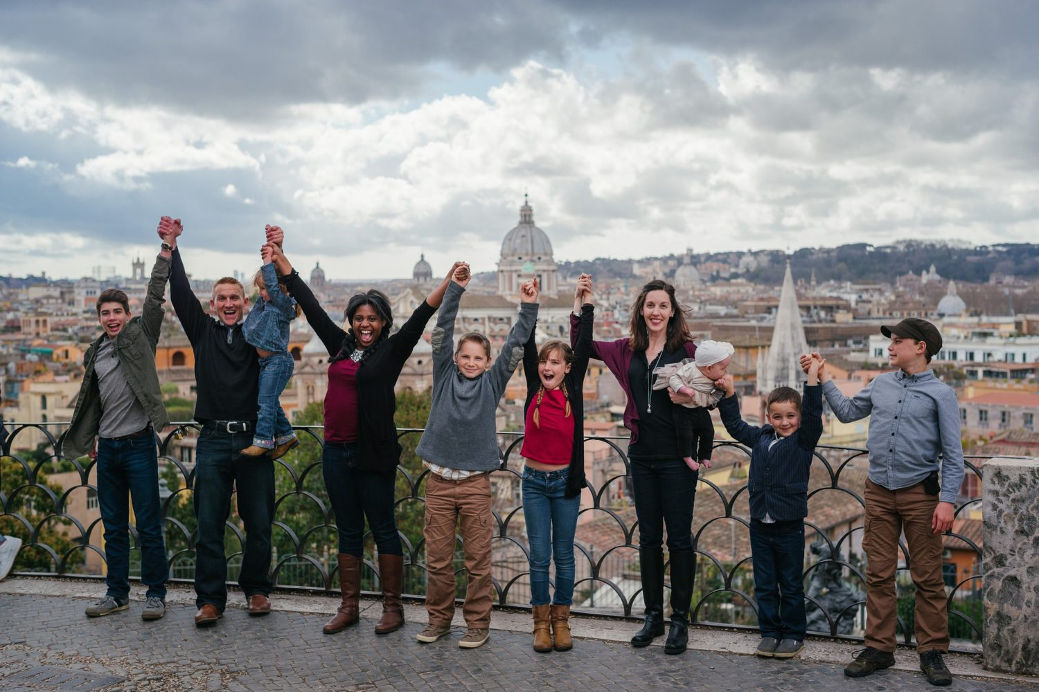 Tours can be tailor made to fit all ages; self-guided travel and guided options!