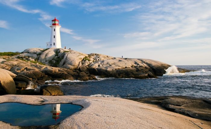 Lighthouses of Nova Scotia