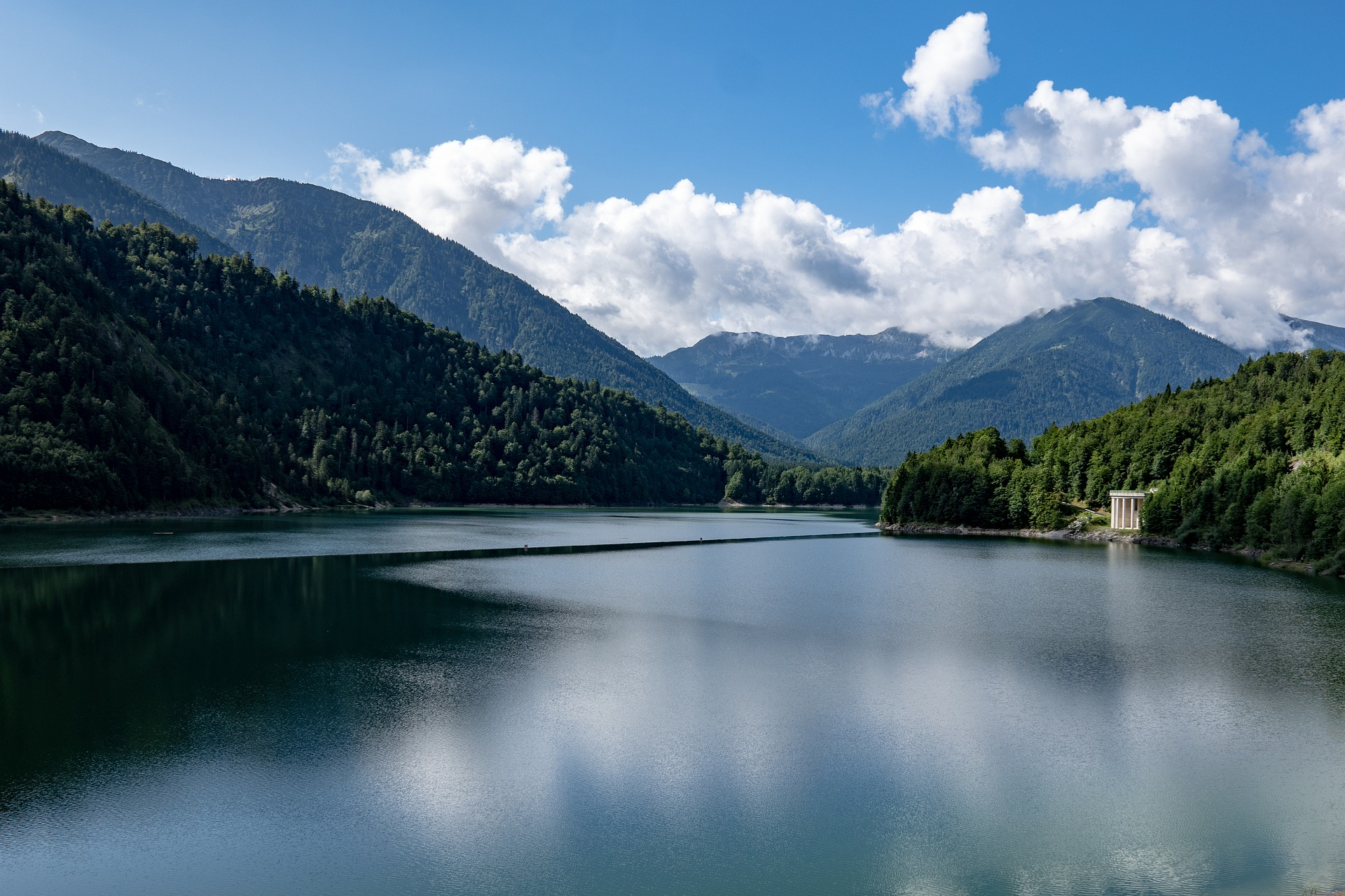 Beautiful Bavarian Lakes