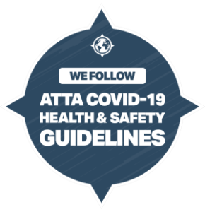 covid safety badge